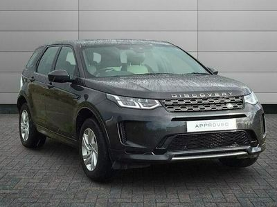 used Land Rover Discovery Sport NewR-Dynamic S D180 Diesel MHEV Automatic