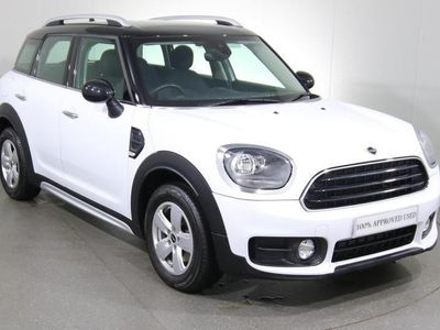 used Mini Cooper Countryman 2019 Blackpool 1.5 Classic 5dr - ( Navigation, Excitement Pack, Visual Boost Radio)