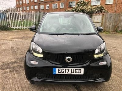 used Smart ForTwo Coupé 1.0 CC petrol automatic, 2017 ( )