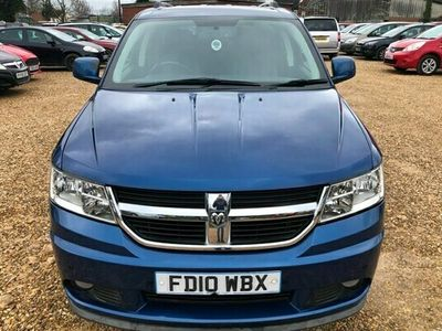 used Dodge Journey 2.0 CRD RT 5dr