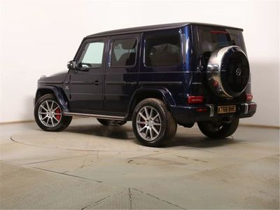 used Mercedes G63 AMG G-Class5dr 9G-Tronic