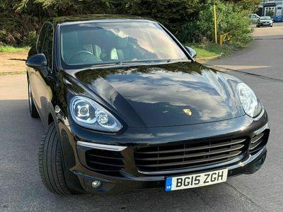 used Porsche Cayenne 3.0 E-Hybrid S Tiptronic 4WD (s/s) 5dr