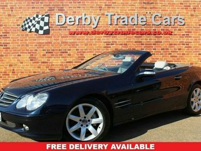 used Mercedes SL350 SL 3.72d 245 BHP