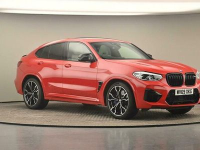 used BMW X4 X4 xDriveM Competition 5dr Step Auto