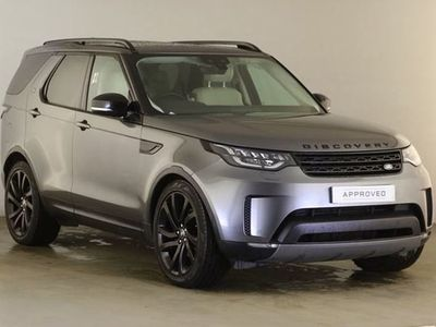 used Land Rover Discovery 3.0 Td6 Hse 5Dr Auto