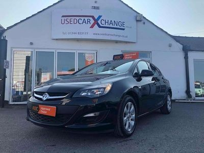 used Vauxhall Astra Design 1.6 5dr