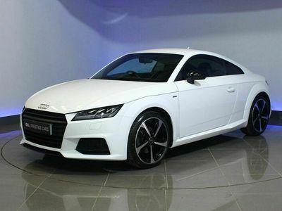 used Audi TT 2.0 TDI ultra Black Edition (s/s) 3dr