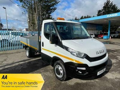 used Iveco Daily !!!! NO ADMIN FEES !!!! ID11A1A TWIN REAR WHEEL SINGLE CAB TIPPP