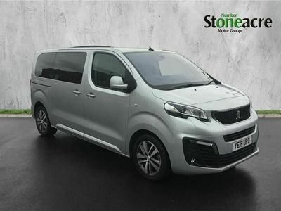 used Peugeot Traveller 2.0 BlueHDi Allure Standard MPV 5dr Diesel Manual (s/s) (5 Seat, SNav) (150 ps)