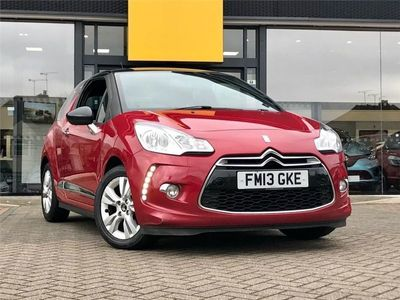 used Citroën DS3 1.6 E-Hdi Airdream Dstyle 3Dr