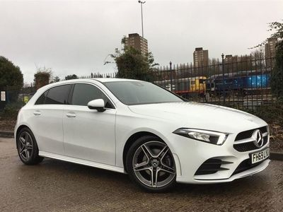 used Mercedes A200 A-ClassAmg Line 5Dr