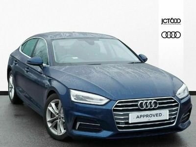 used Audi A5 2.0 TDI Ultra Sport 5dr S Tronic [Tech Pack]
