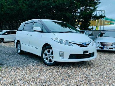 used Toyota Estima Hybrid 2.4 AUTO HYBRID/ELEC FRESH IMPORT GRADE 4/B 5-Door