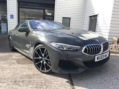 used BMW 840 8 Series I Sdrive 2Dr Auto