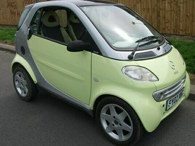 used Smart ForTwo Coupé and Pulse 2d Auto (01)