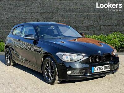 used BMW 120 1 SERIES DIESEL HATCHBACK d SE 3dr Step Auto