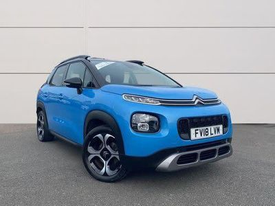 used Citroën C3 Aircross 1.6 BlueHDi Flair (s/s) 5dr