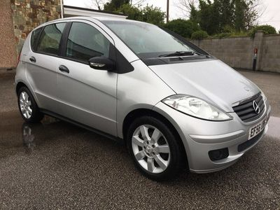 used Mercedes A150 A ClassSpecial Edition 5dr