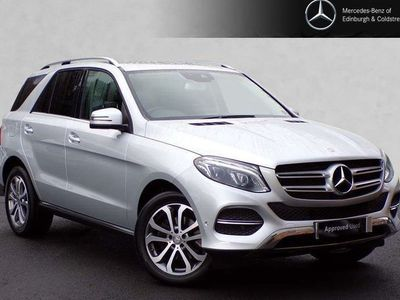 used Mercedes GLE250 Gle-Class Suvd 4MATIC Sport 2.2 5dr