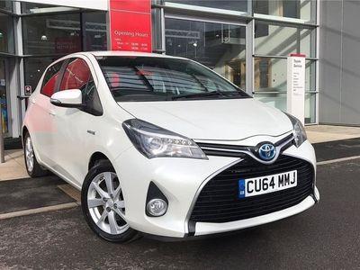 used Toyota Yaris Hybrid Excel Cvt 5-Door