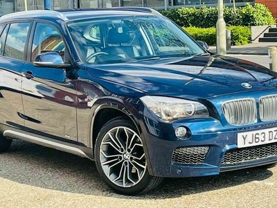 used BMW X1 2.0 20d xLine xDrive 5dr