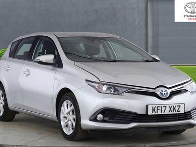 used Toyota Auris Hybrid 1.8 VVT-i HSD Business Edition 5-Dr
