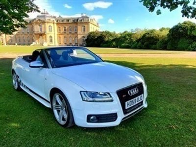 used Audi A5 Cabriolet S5 S5 Quattro 2d S Tronic