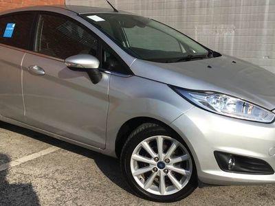 used Ford Fiesta 2016 Altrincham 1.0 EcoBoost Titanium 5dr