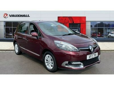 used Renault Scénic 1.5 dCi Dynamique TomTom Energy 5dr [Start Stop] mpv 2015