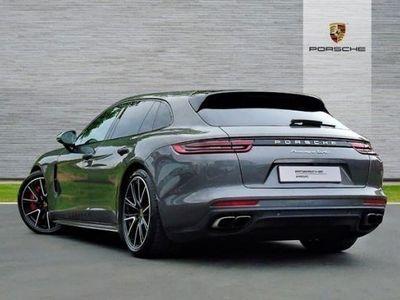used Porsche Panamera Turbo Panamera 2017 Sport Turismo 4.0 V8 5dr PDK Estate 2017