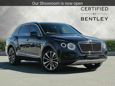 used Bentley Bentayga V8 5dr Auto [Touring Spec] 4.0
