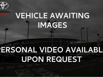 used Toyota Verso 1.8 V-matic Icon Multidrive S 5dr