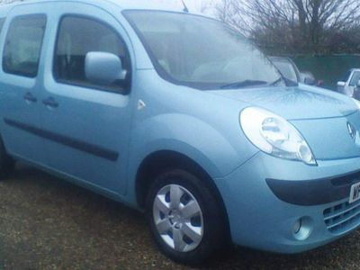 used Renault Kangoo 1.5 dCi FAP Expression 5dr (a/c)