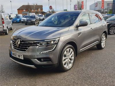 used Renault Koleos 2.0 dCi Signature Nav SUV 5dr Diesel X-Trn A7 4WD (s/s) (175 ps)