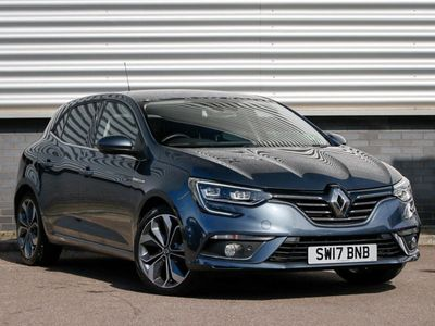 used Renault Mégane 1.2 TCE Signature Nav 5dr
