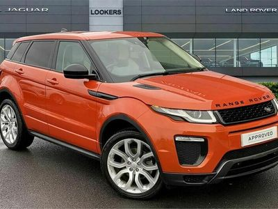 used Land Rover Range Rover evoque 2.0 TD4 HSE Dynamic SUV 5dr Diesel Auto 4WD (s/s) (180 ps)