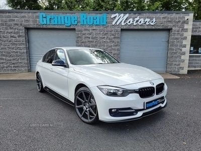 used BMW 318 3 Series d Sport