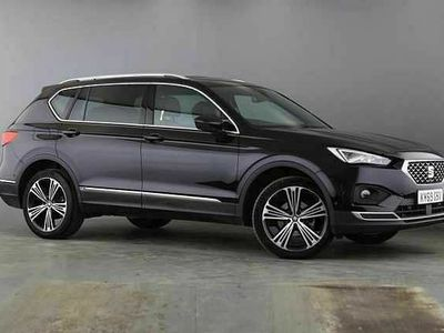 used Seat Tarraco XCELLENCE Lux 2.0 TDI 150 PS 6-speed manual