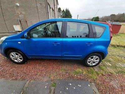 used Nissan Note 1.5 dCi Acenta 5dr
