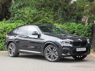 used BMW X4 M40d