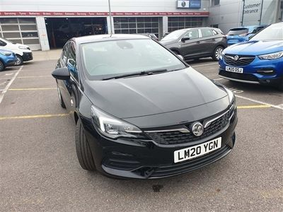 used Vauxhall Astra 5dr 1.2 Turbo 145ps Sri