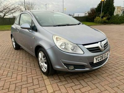 used Vauxhall Corsa 1.3 CDTi 16v Design 3dr (a/c)