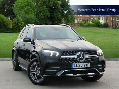 used Mercedes 300 GLED 4MATIC AMG LINE