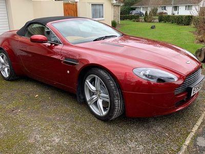 used Aston Martin V8 Vantage 4.7AMR Roadster 2dr