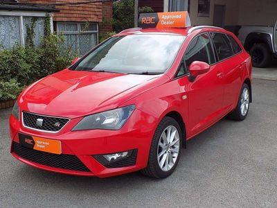 used Seat Ibiza 1.6 Tdi Cr Fr 5Dr