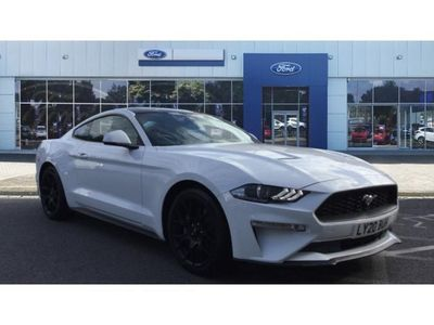 used Ford Mustang 2.3 EcoBoost 2dr Auto Petrol Coupe