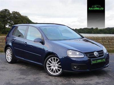 used VW Golf 1.4 GT SPORT TSI DSG 5d 140 BHP