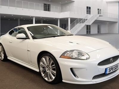 used Jaguar XKR 5.0 COUPE