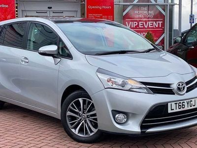 used Toyota Verso 1.8 V-Matic Design 5Dr M-Drive S