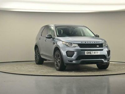 used Land Rover Discovery Sport 2.0 Si4 290 HSE Dynamic Luxury 5dr Auto